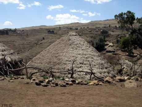Ethiopian house